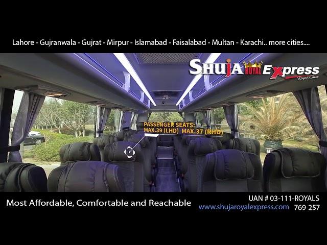 Shuja Royal Express
