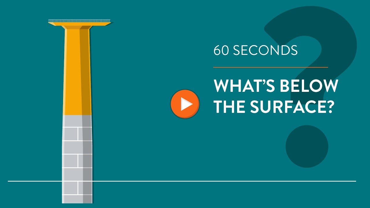 Download The foundation of wind turbines. - IN 60 SECONDS