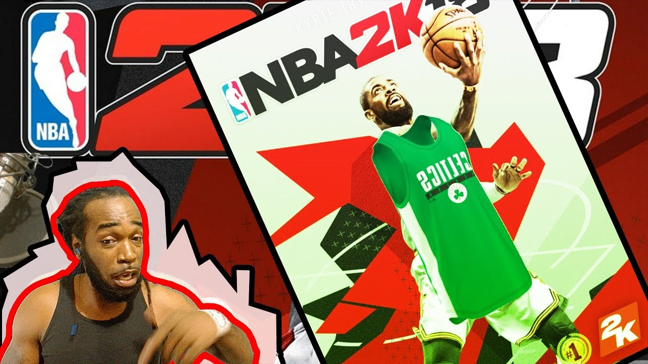 68d271873a9 NBA 2K18 COVER ATHLETE KYRIE IRVING TRADED TO BOSTON CELTIC FOR ISAIAH  THOMAS AND MORE