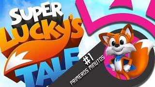 Vídeo Super Lucky's Tale