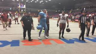West Michigan Ironmen blast Indianapolis Enforcers in American Arena League football playoffs