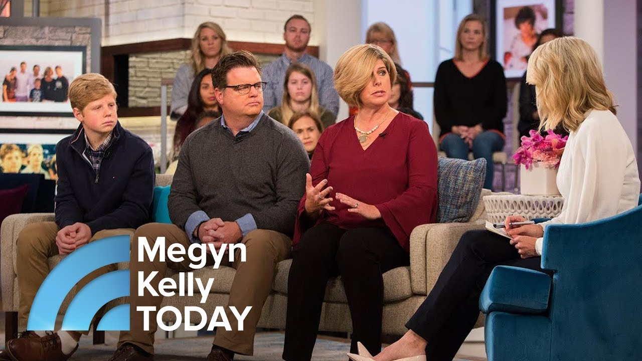 Family Lost Two Sons To Opioid Overdose Draws Attention To Prescription Drugs | Megyn Kelly TODAY