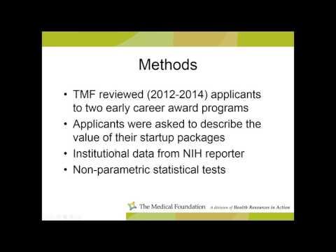 Exploring the Gender Gap in Biomedical Research Funding