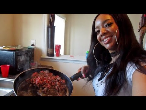 COOKING WITH THE CREW PART 6!