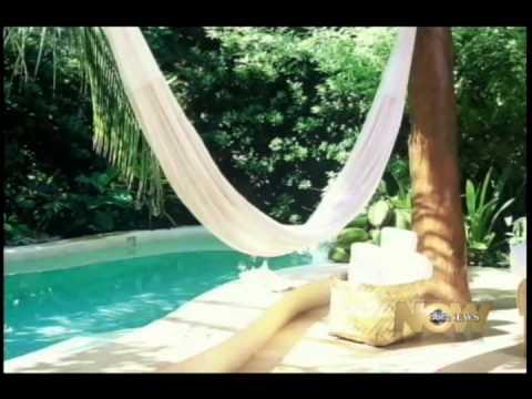 Karen Schaler Lifestyle/Travel Host ABC Travel Show: Wacky & Wild Hotel Extras!