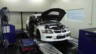 Snowflake on the dyno: 634hp