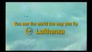 """Lufthansa Spot """"deportation class"""""""