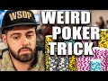 ONE WEIRD TRICK from French Poker Star GETS HIM PAID ♠ Live at the Bike!