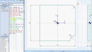 Урок №1. Программирование на фрезерных станках ЧПУ с сиcтемой Fanuc