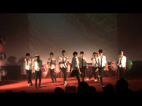 Mr.Taxi - Boys Dance Team cover - FC Genie Shi Dae