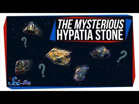 The Strange Case of the Hypatia Stone