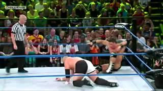 Robbie T vs. Samoa Joe