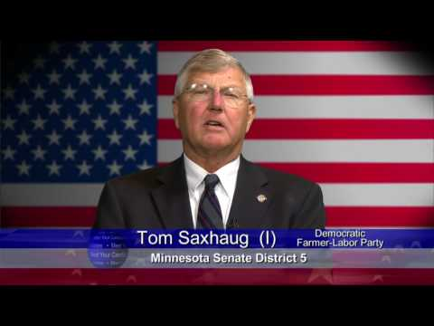 Meet Your Candidates 2016 - MN Senate District 5