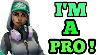 TEKNIQUE SKIN GAMEPLAY - PRO PLAYS - FORTNITE BATTLE ROYALE HIGHLIGHTS!