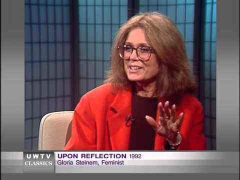 Self-Esteem and Internal Revolution (Gloria Steinem)