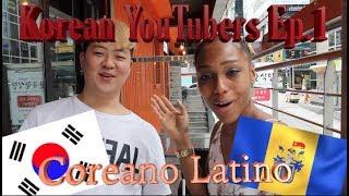 Baixar Coreano Latino | Korean Youtubers Ep.1
