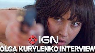 James Bond: 50th Anniversary - Olga Kurylenko Interview