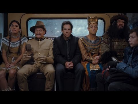 Night at the Museum: Secret of the Tomb (2014) Teaser Trailer