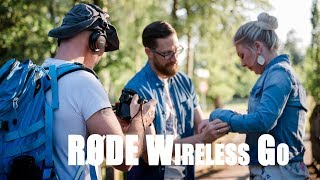 Review Rode Wireless Go Mikrofon - Testbericht von Stephan Wiesner