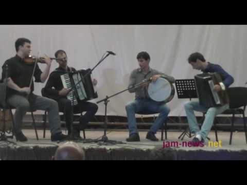 Kokion Piazzolla concert, South Ossetia, August 2016