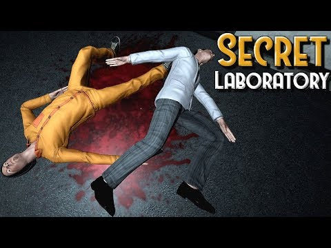 SCP Secret Laboratory - New Update (v5.0.0)