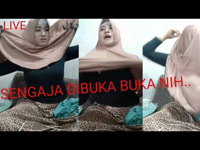 LIVE | MAMAH MUDA KELIATAN JELAS SAAT BUKA HIJAB | LIVE GIRLS ONLINE TRADING