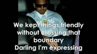 Chris Brown - First Day Of Spring W/Lyrics