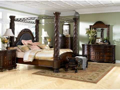 Exotic King Size Bedroom Set Furniture Ideas Youtube