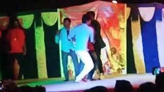 Baba ka superhit stage from dance music 2019 ka Karnataka Bangalore jaswantpur mein Park