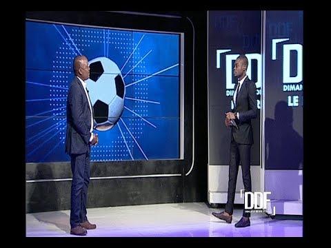 Quand un ancien joueur ''tire'' sur l'Africa Sport sur le plateau de Dimanche de Foot !