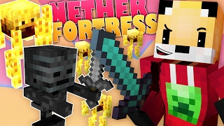 Minecraft Survival | NETHER FORTRESS | Foxy's Survival World [110]