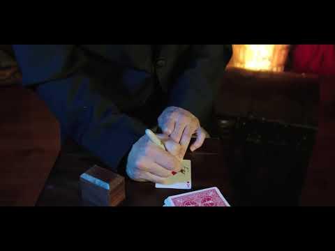 Cajita aparición carta firmada video