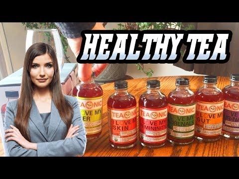 Best Tea Ever!  Teaonic Natural & Healthy Herbal Tea
