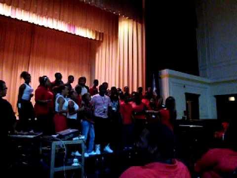 Al Raby Choir Sept 2010