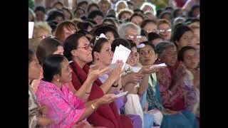 I Divini piedi di loto  Darshan Sai Baba