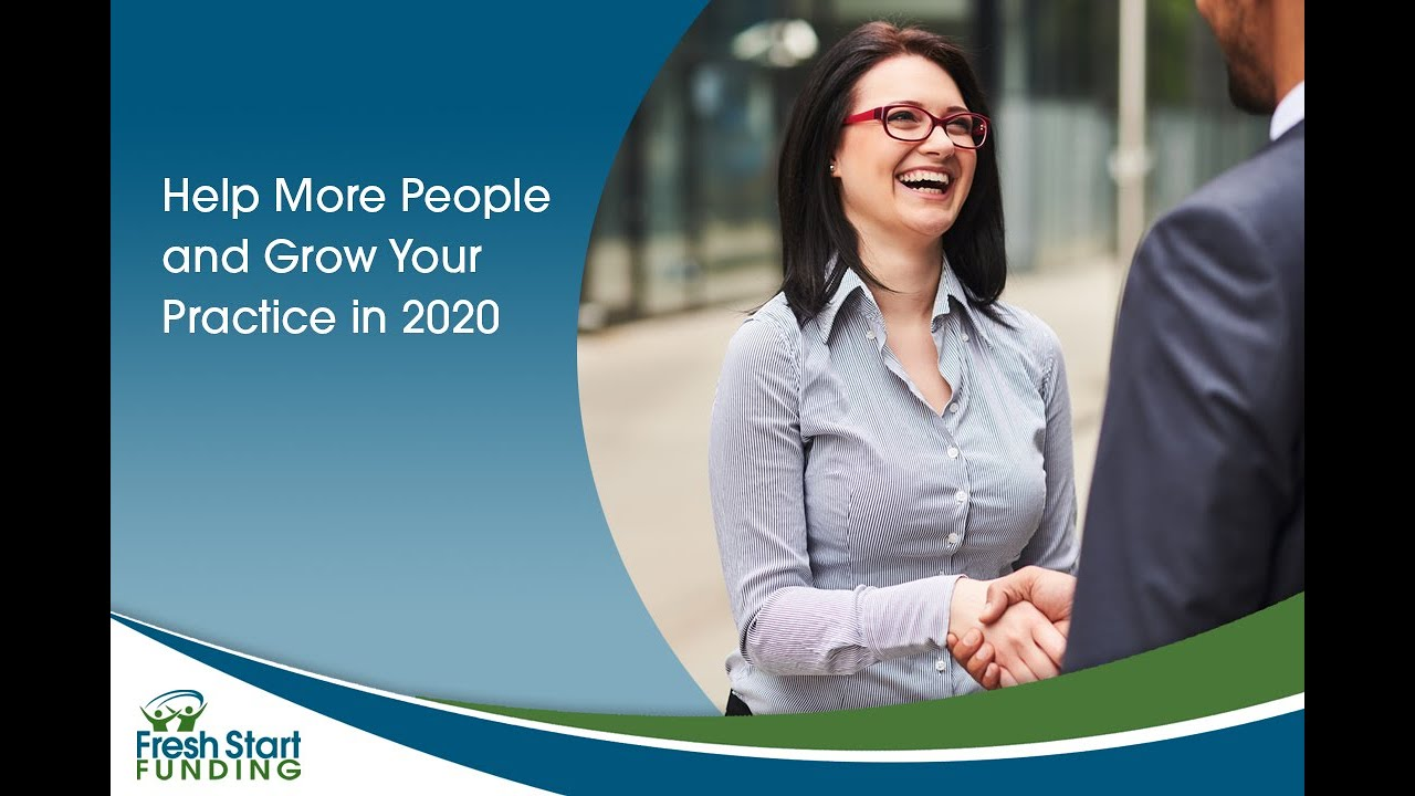 Help More People and Grow Your Practice in 2020
