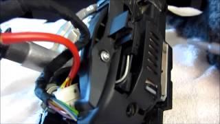 BMW E90 DS Sport Mode & Manual Mode Automatic Shifter Repair