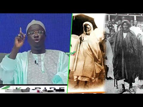 "Abdoulaye Diop Bichry: ""Cheikh Ibra dafa begon El Hadji Malick ndax Khar yi dan dém si Serigne Touba"