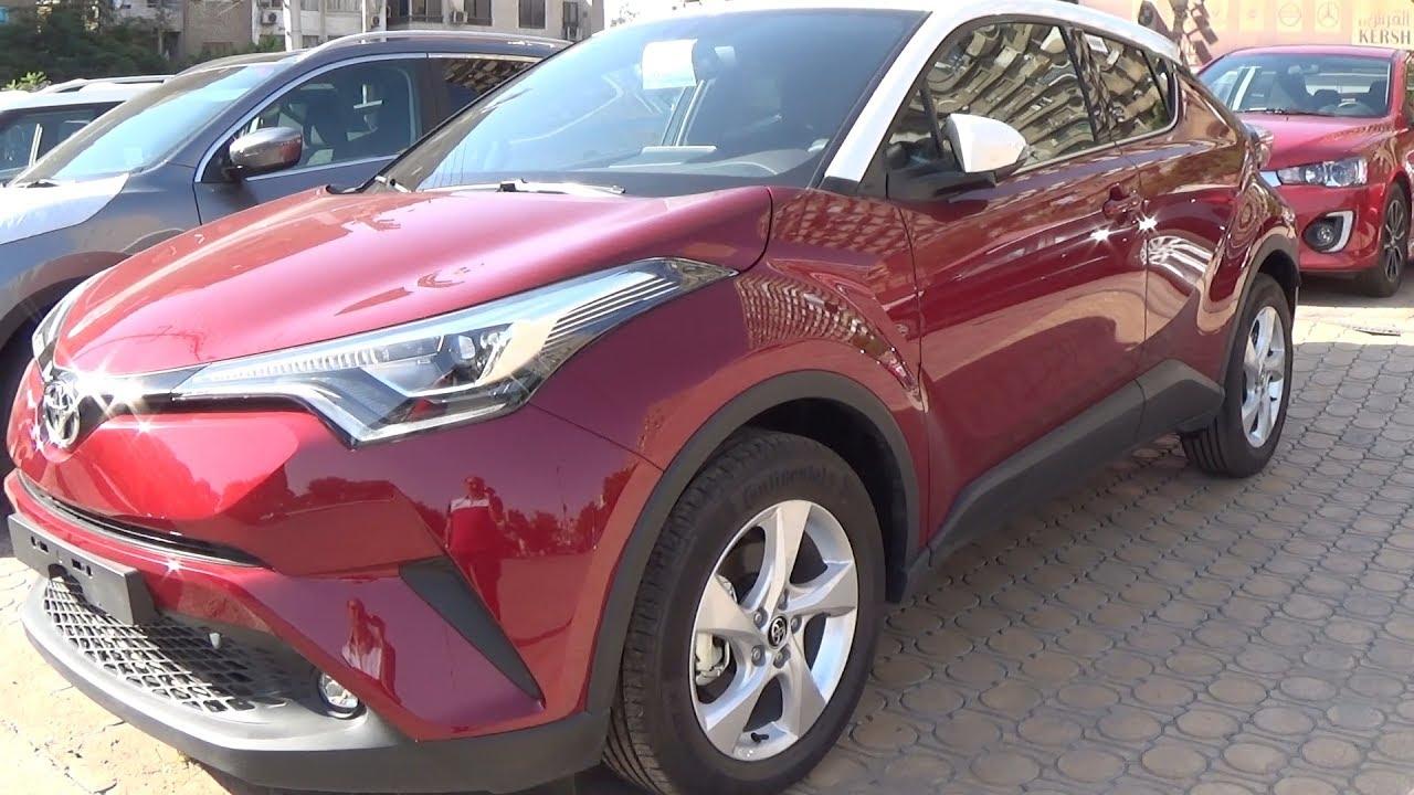 استعراض تويوتا Toyota CHR 2017 من الخارج