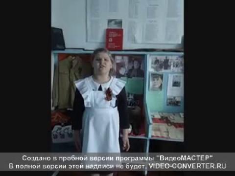 Изображение предпросмотра прочтения – ВалерияБорюшкина читает произведение «Баллада о Матери» А.Д.Дементьевa