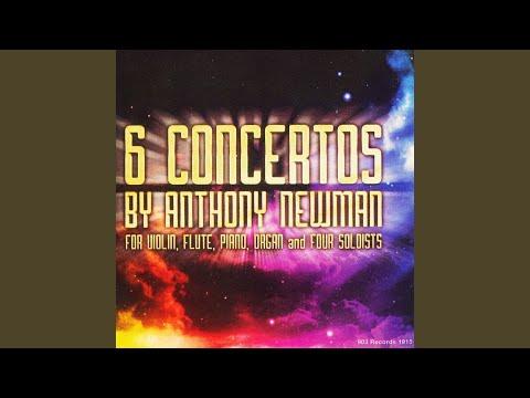 Concerto For Flute And Orchestra: II. Largo-Un Poco Allegro