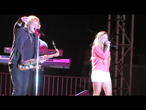 eddie-money-performs-'take-me-home-tonight'---live-in-concert-with-his-children-2015