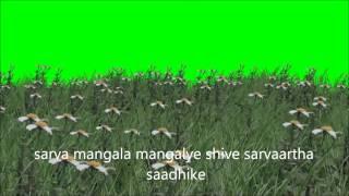 Sarva Mangala Mangalye - Om Namah Shivaya