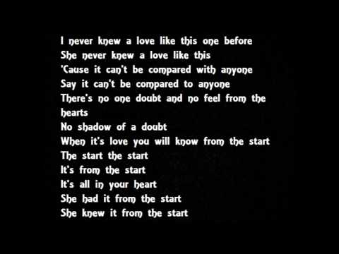 Outlandish The start Lyrics