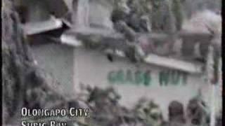 Mt Pinatubo Eruption June 1991