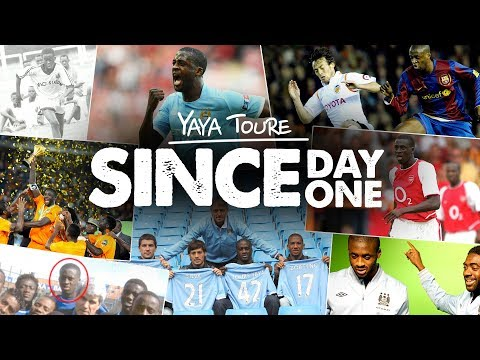 I WAITED 10 YEARS FOR THAT TROPHY! | Since Day One | Yaya Toure