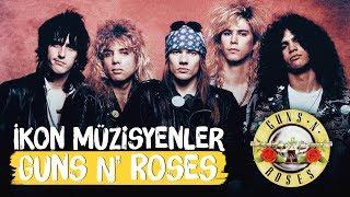 gençken yemedikleri nane kalmayan grup guns n roses   ikon müzisyenler