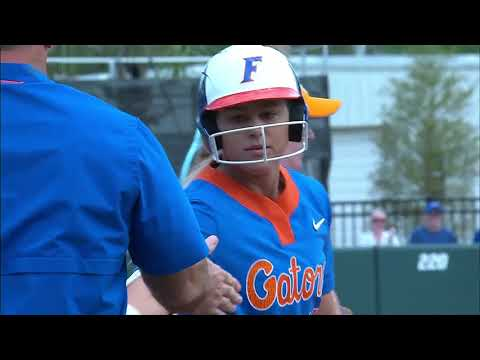 NCAA Softball 2019 | #4 Florida Vs #7 Tennessee (Game 2) Mar 9
