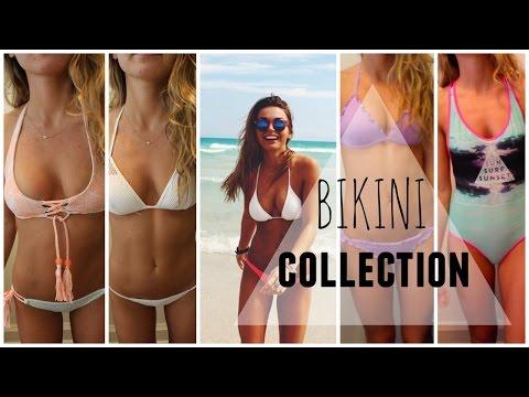 Bikini Collection + Try On   allegralouise