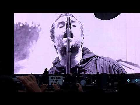 Liam Gallagher - Wall Of Glass  (03 De 13 Videos)